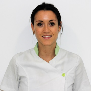 Higienista Miriam Bouzas