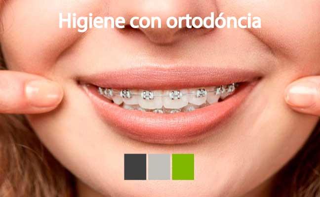 Como lavarse correctamente los dientes cuando llevas ortodoncia