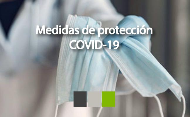 Medidas de la clínica para evitar el coronavirus
