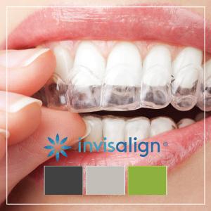 Somos especialistas en ortodoncia invisible, trabajamos con la marca invisalign, consiste en unas fundas transparentes que poco a poco van alineando tus dientes