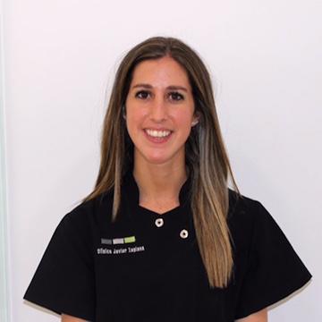 Odontopediatra Paula Andrés Planells
