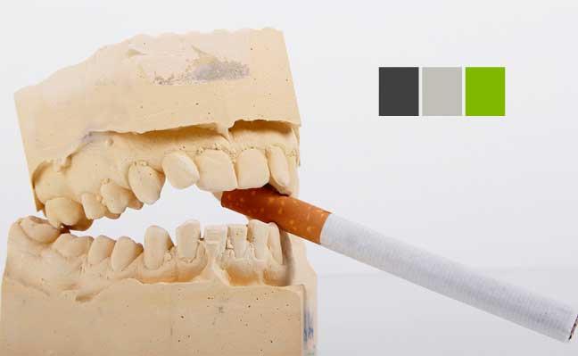 Cómo afecta el tabaco a la salud de tus dientes